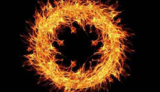 【英語スラング】on fireの意味(盛り上がる)